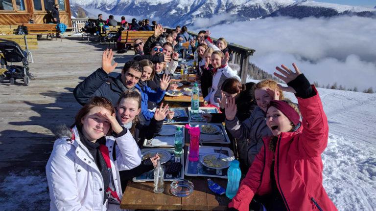 Skifahrt 2017